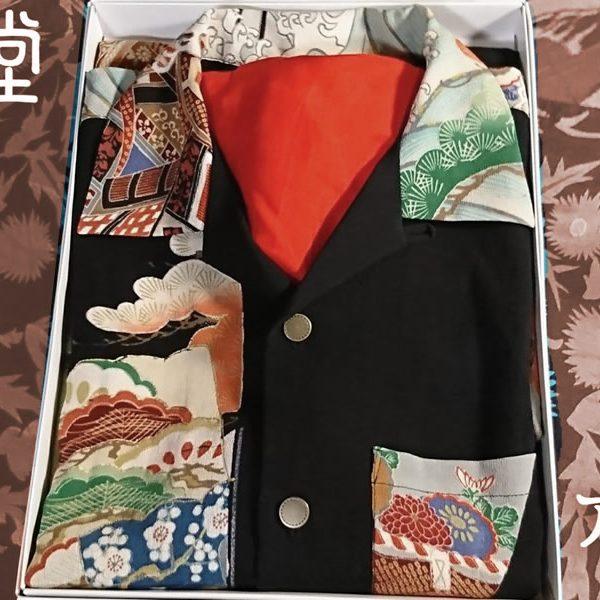 岩下淳子 アンティーク着物のアロハ展【特集記事に表示する】
